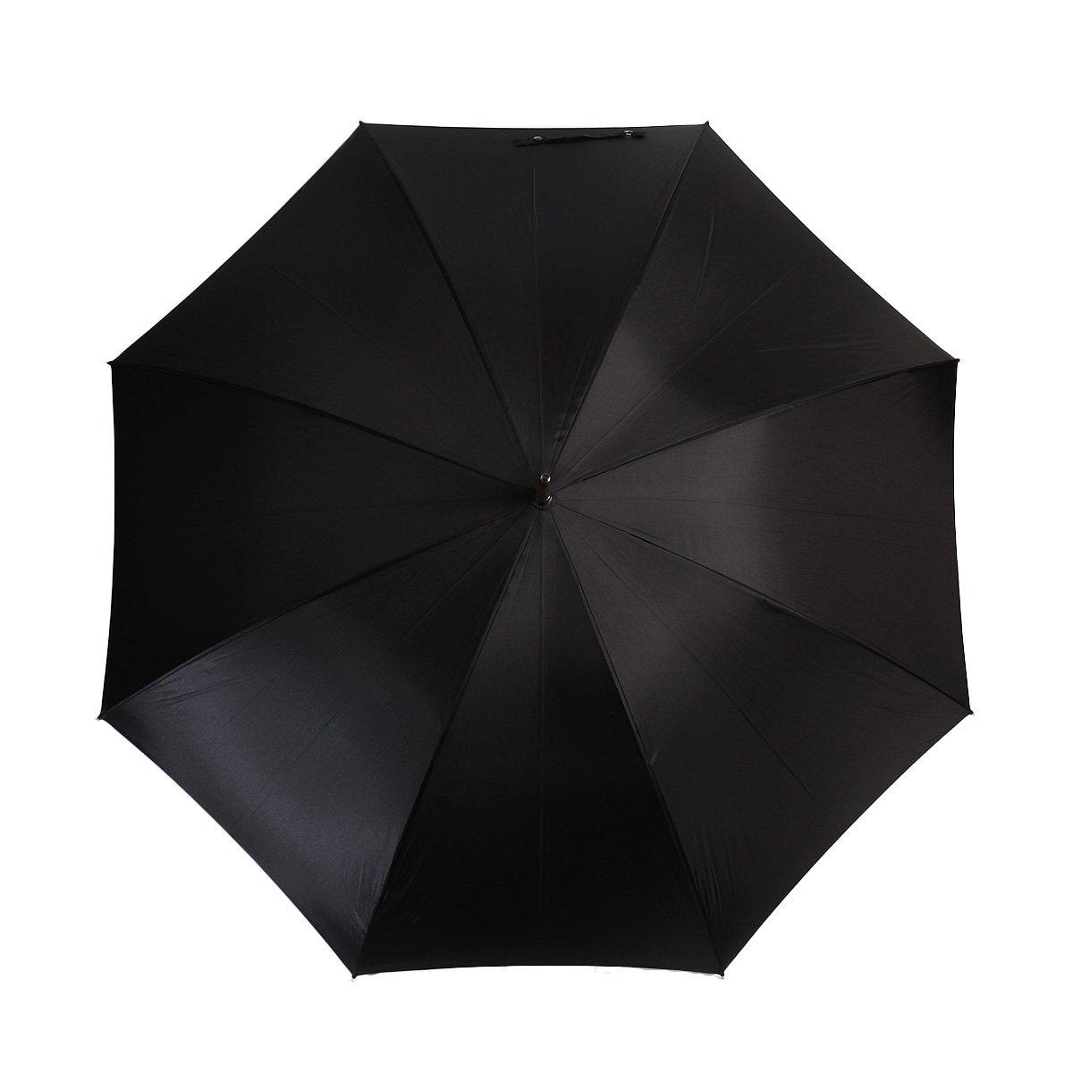 【10%OFF】【公式限定】富士絹 細巻き 長傘(アイアンウッド) 詳細画像5
