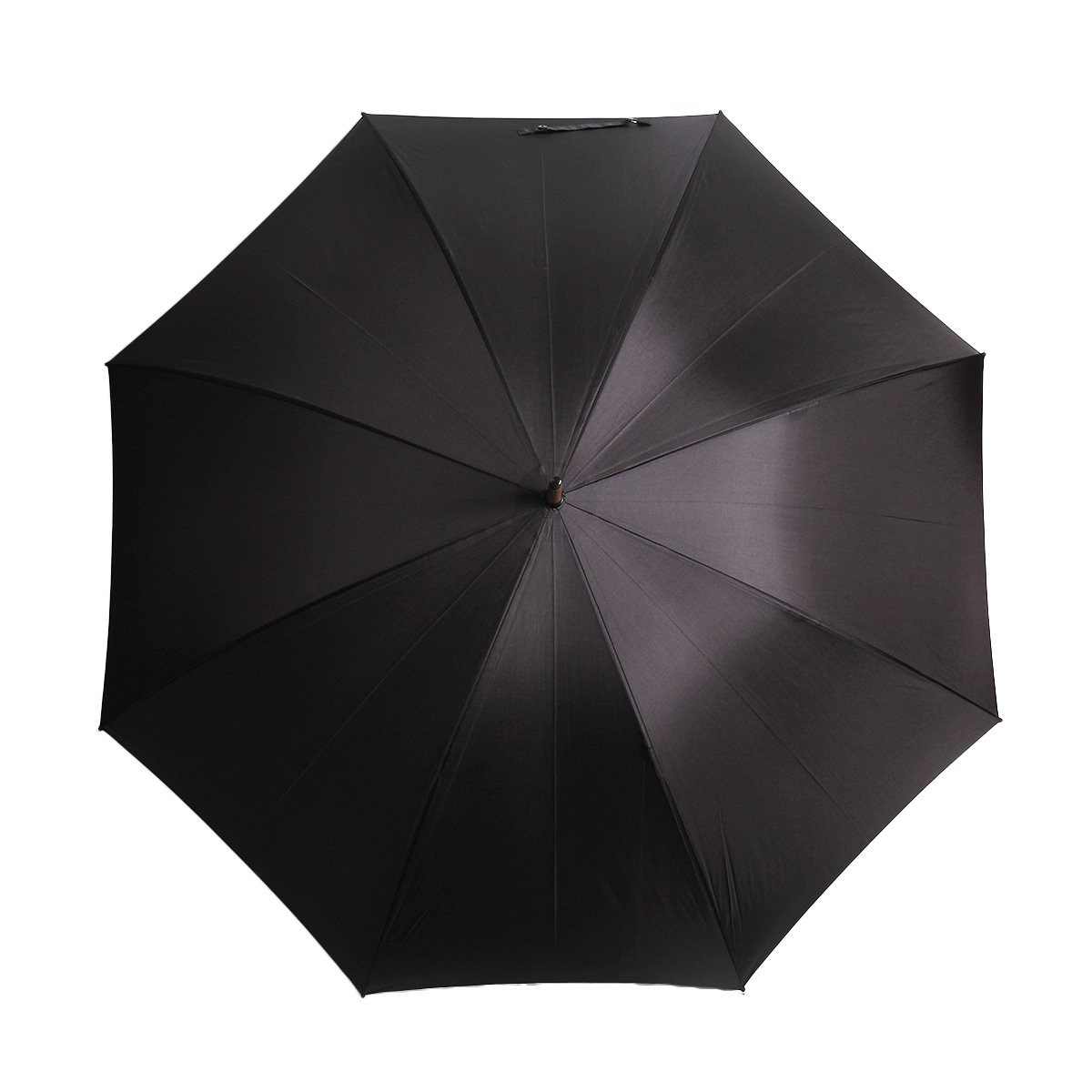 【10%OFF】【公式限定】富士絹 細巻き 長傘(アイアンウッド) 詳細画像6