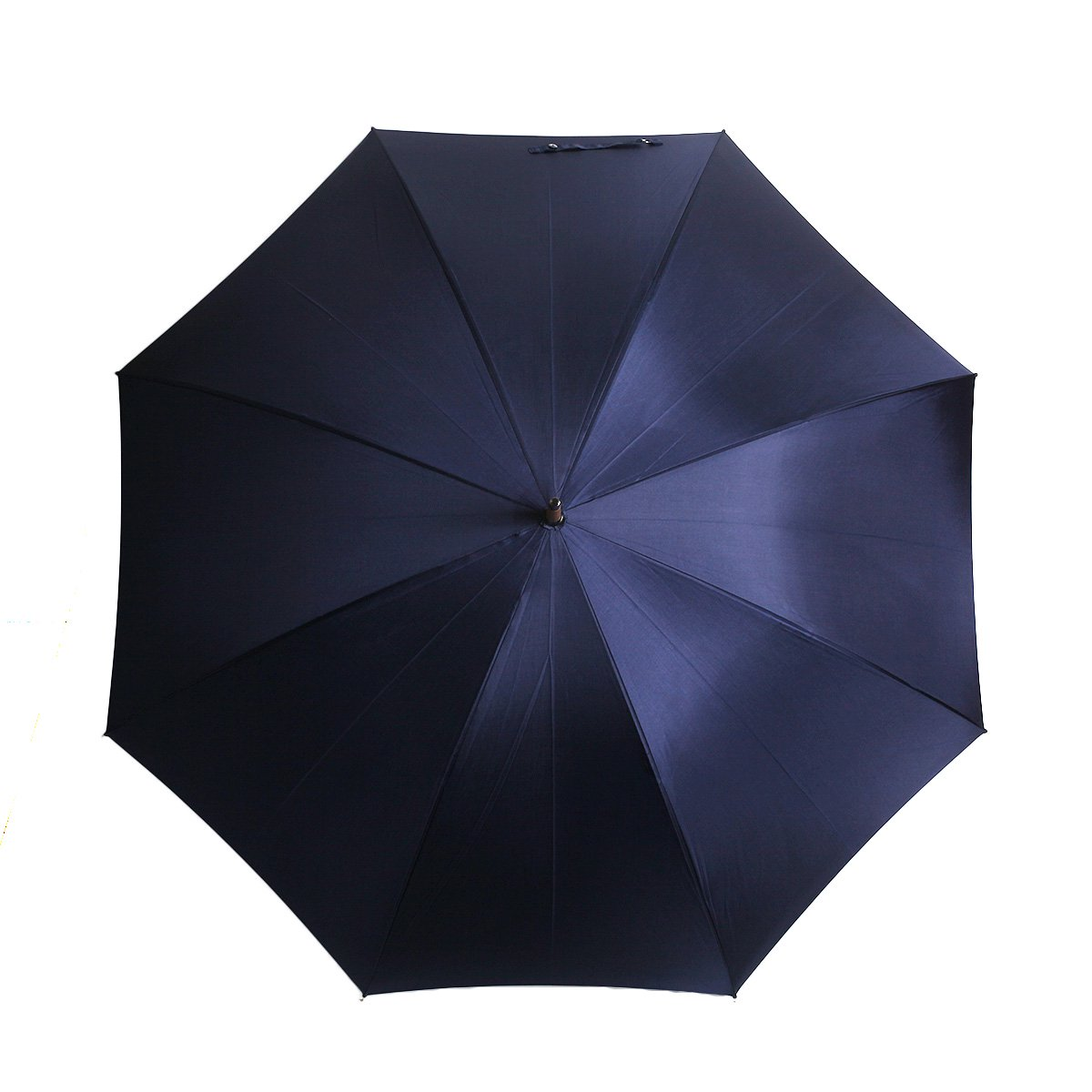 【10%OFF】【公式限定】富士絹 細巻き 長傘(アイアンウッド) 詳細画像7