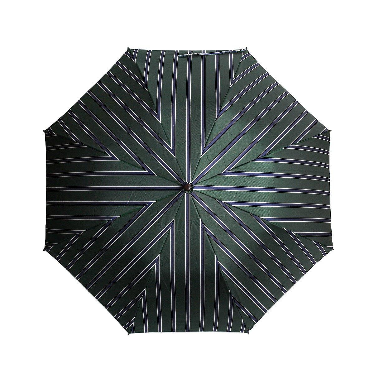 トラッドストライプ 折りたたみ傘 詳細画像6