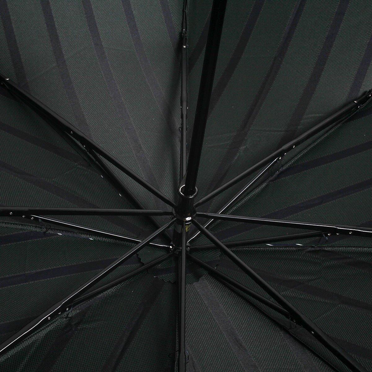 トラッドストライプ 折りたたみ傘 詳細画像8