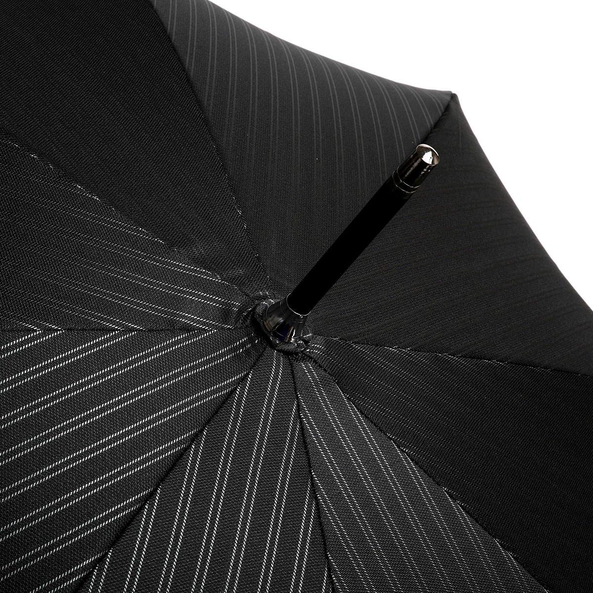 【セール】ダブルストライプ 長傘 詳細画像7