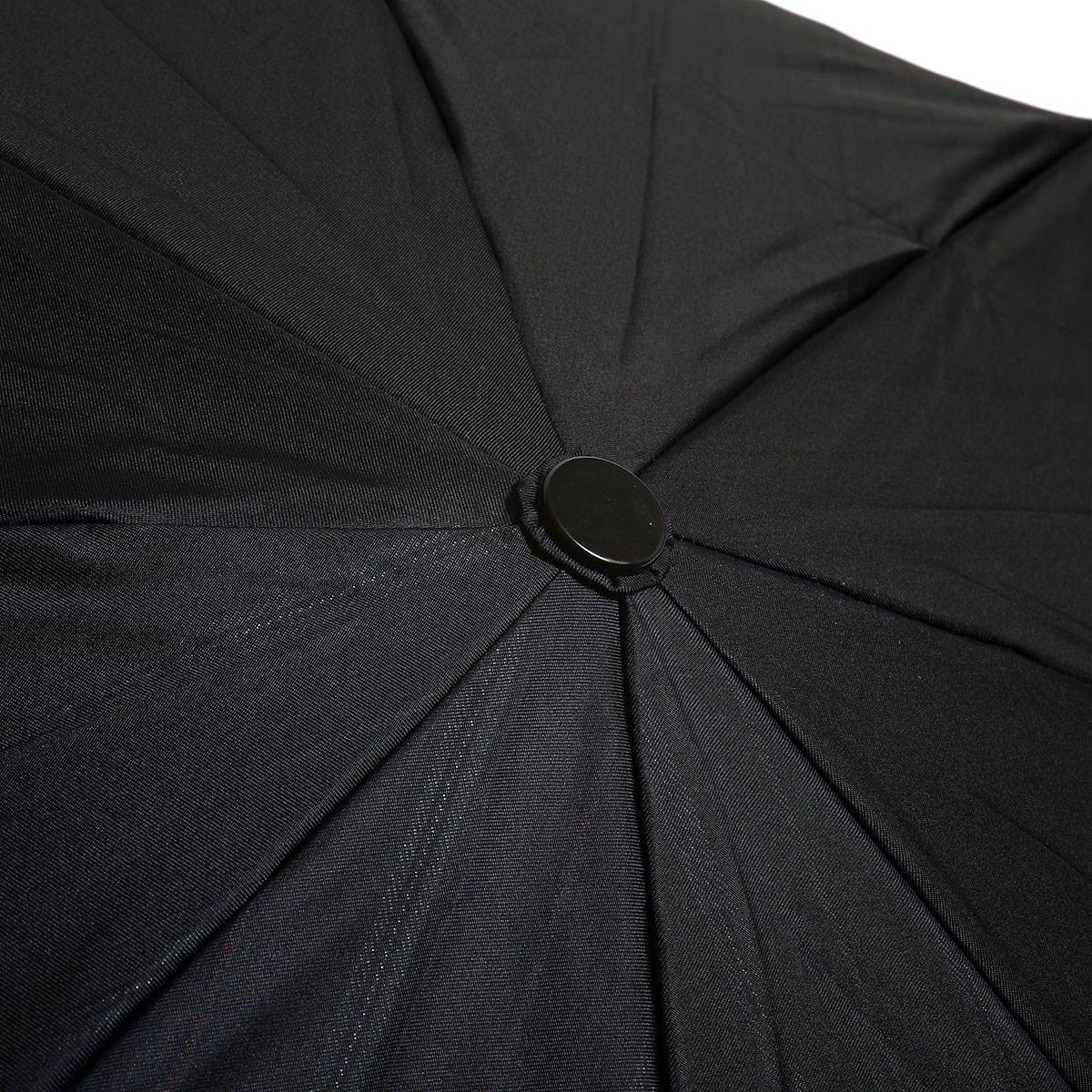 ダブルフェイス オルタネートストライプ 耐風骨 折りたたみ傘 詳細画像6