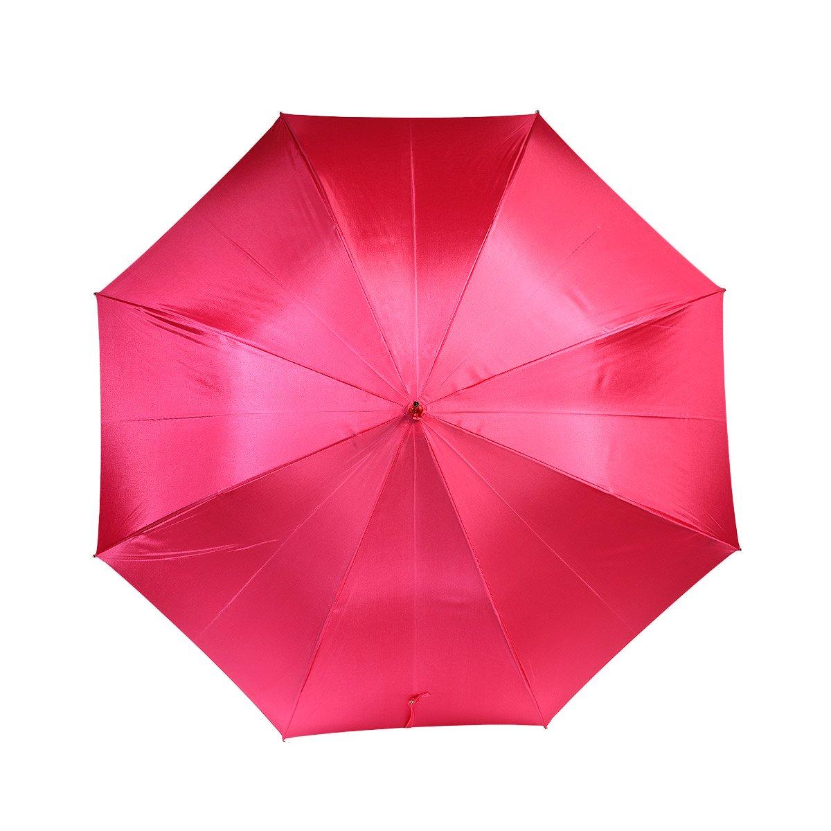 レディース 富士絹 細巻 長傘 詳細画像6