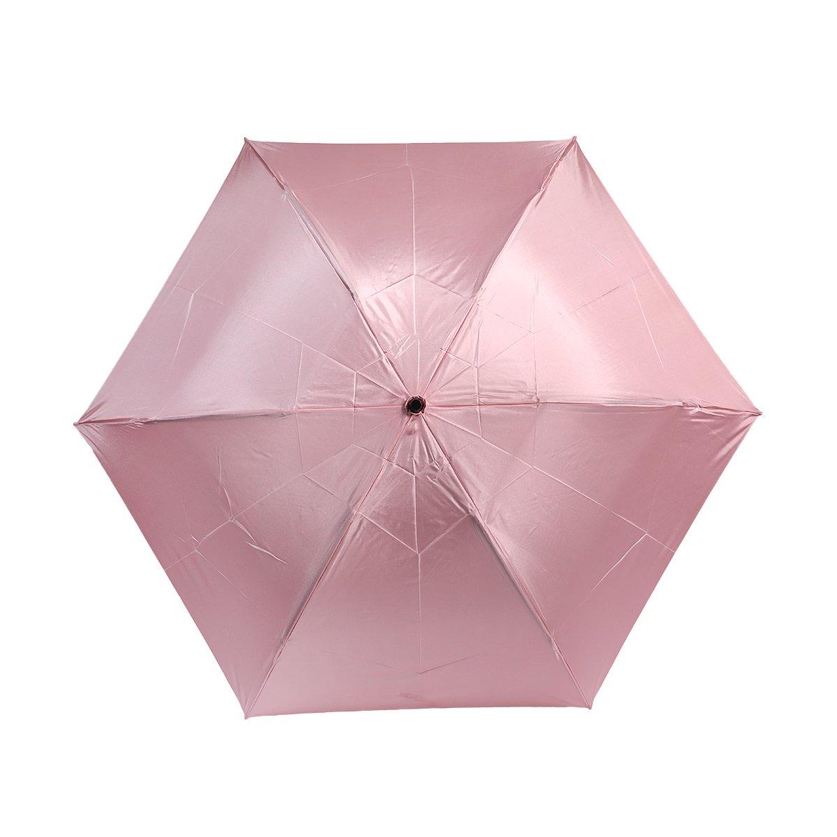 レディース 富士絹 折りたたみ傘 詳細画像5