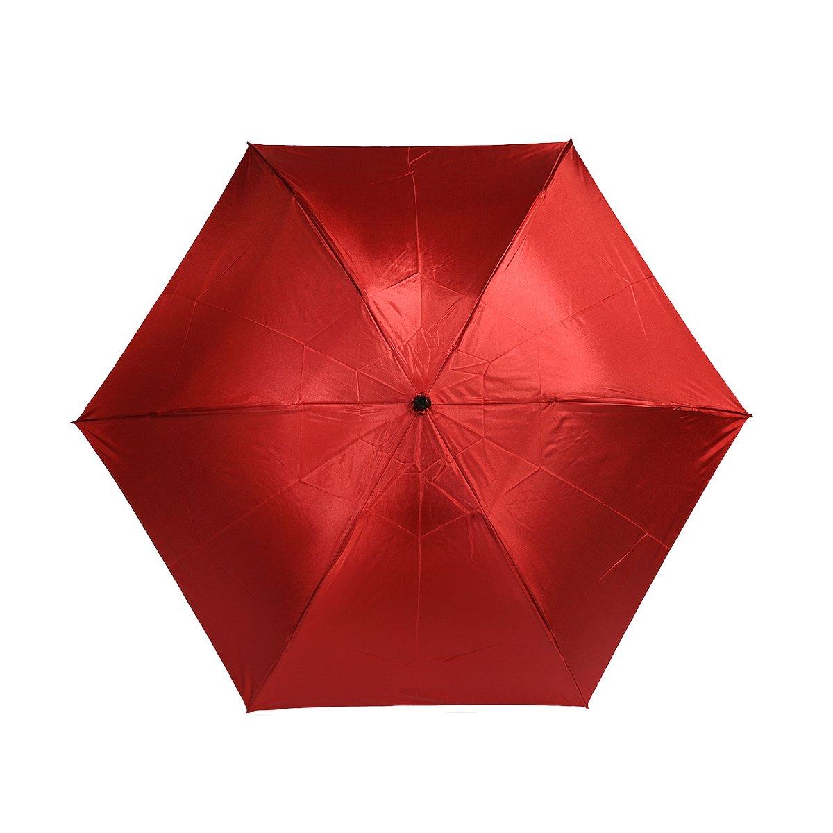 レディース 富士絹 折りたたみ傘 詳細画像7
