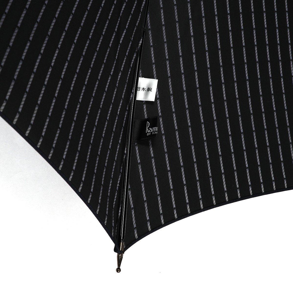 【セール】ドットジャカード 長傘 詳細画像9