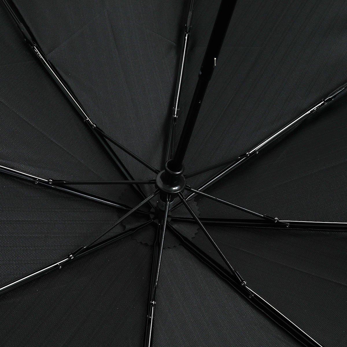 【セール】ダブルストライプ 耐風骨 折りたたみ傘 詳細画像8