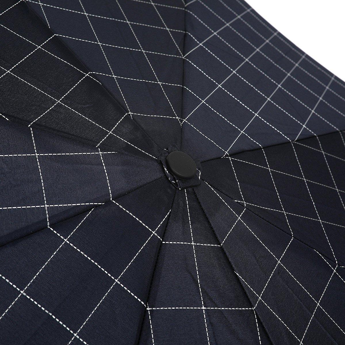 自動開閉 ウィンドステッチ 折りたたみ傘 詳細画像5
