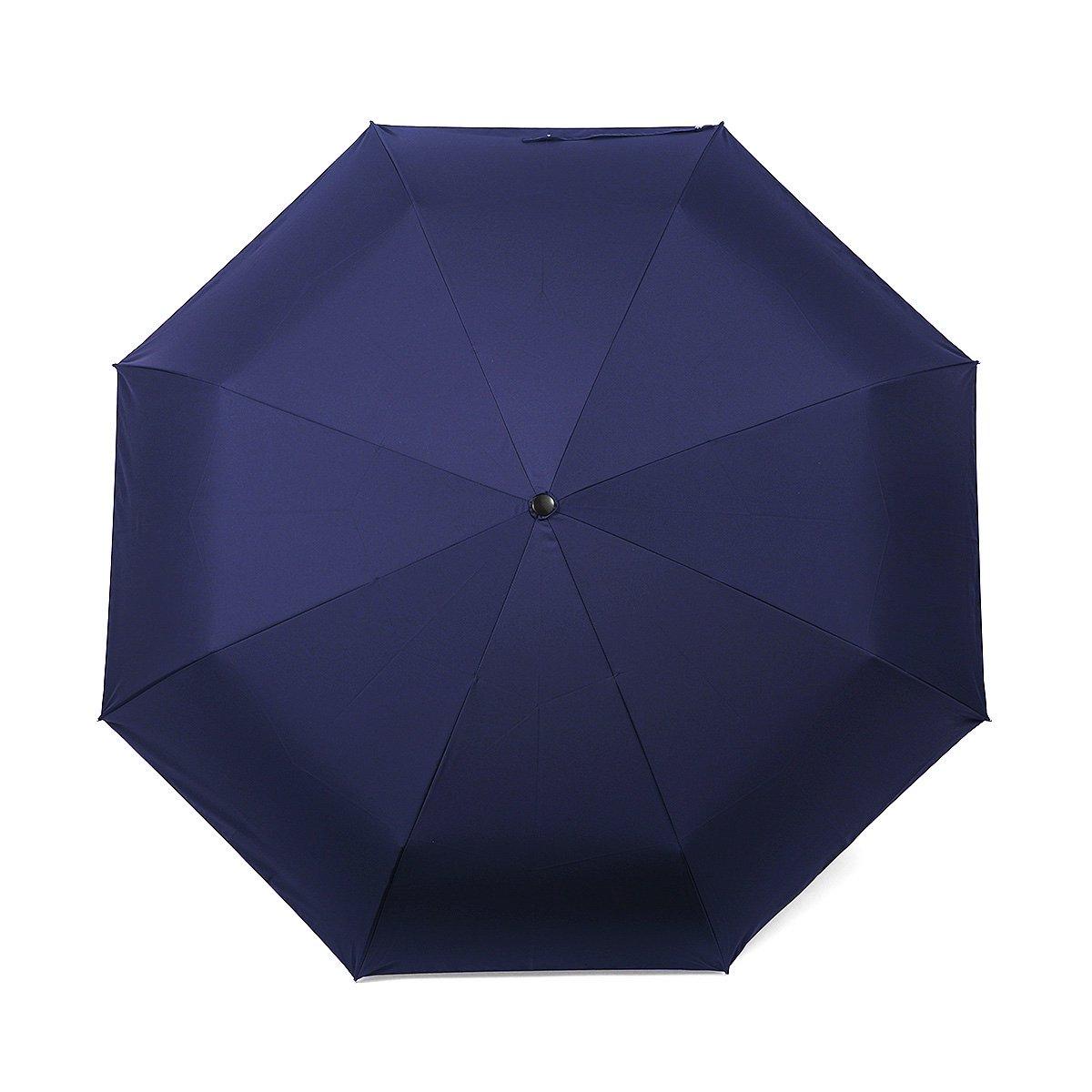 【公式限定】強力撥水 レインドロップ レクタス 耐風骨 折りたたみ傘 詳細画像5