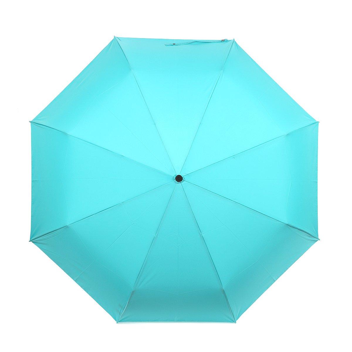 【公式限定】強力撥水 レインドロップ レクタス 耐風骨 レディース 折りたたみ傘 詳細画像7