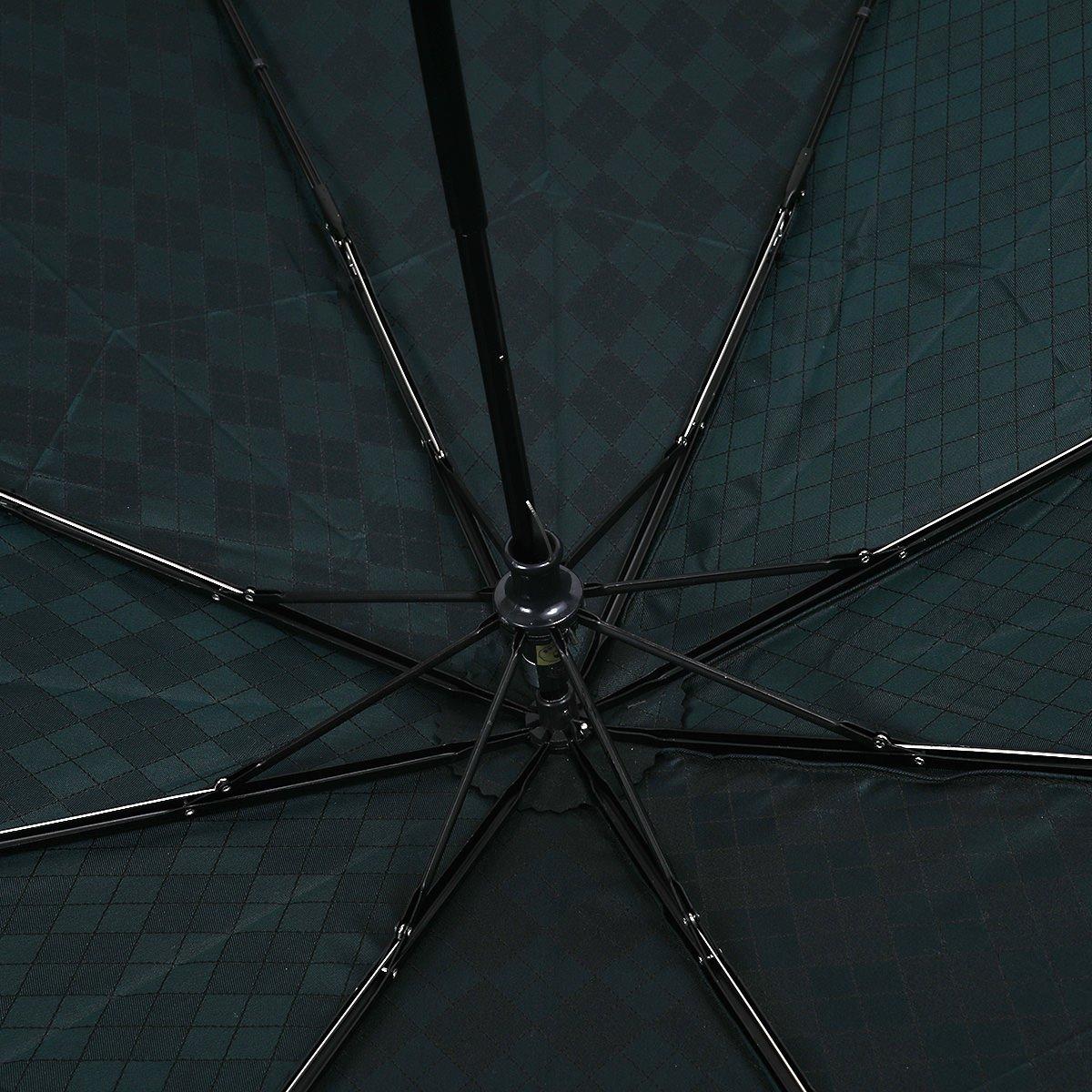 アーガイル 耐風骨 折りたたみ傘 詳細画像6