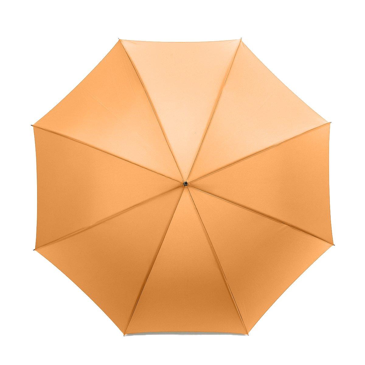 強力撥水 レインドロップ レディース レクタス エゴ 長傘(58cm) 詳細画像5