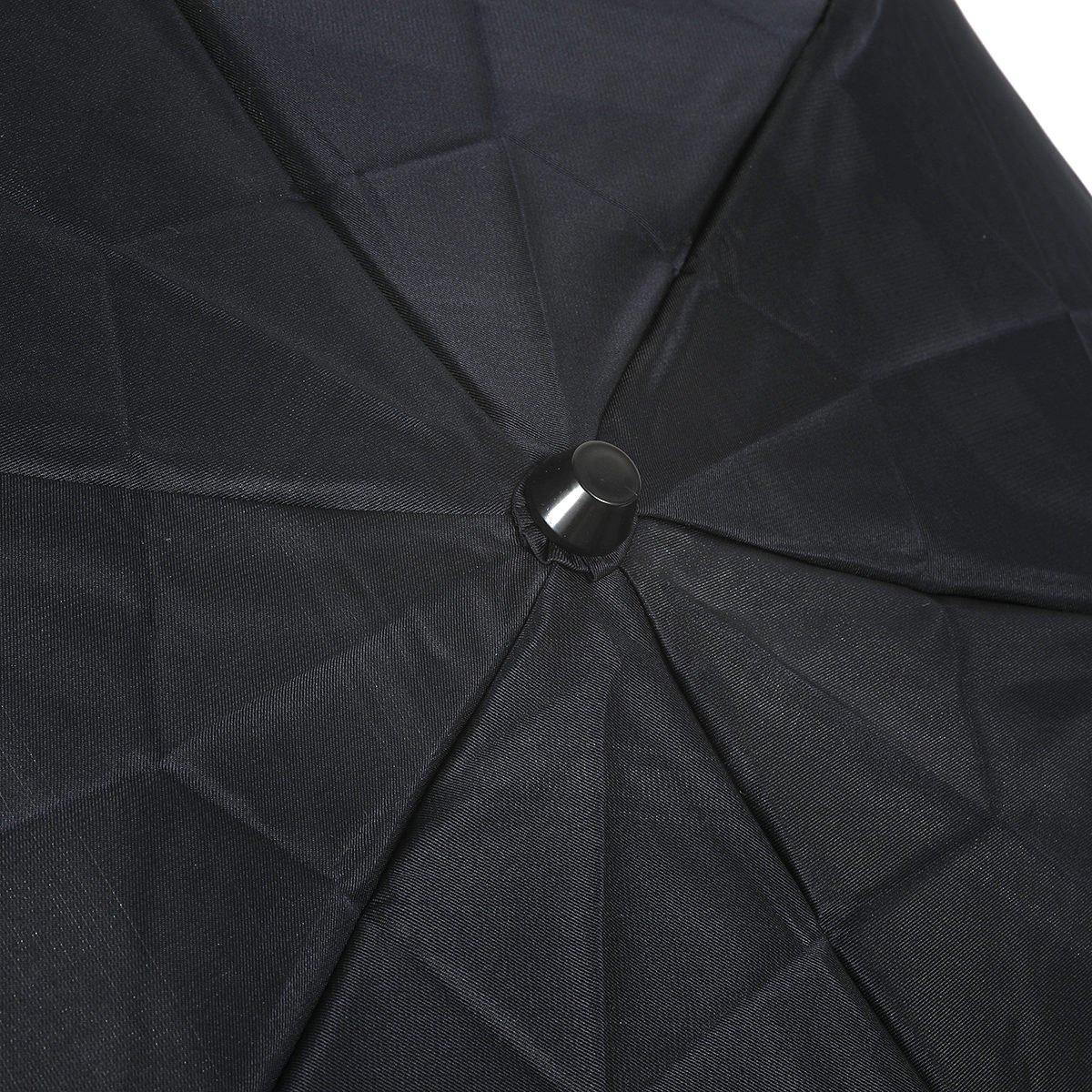 Wフェイス ビッグチェック 折りたたみ傘 詳細画像9