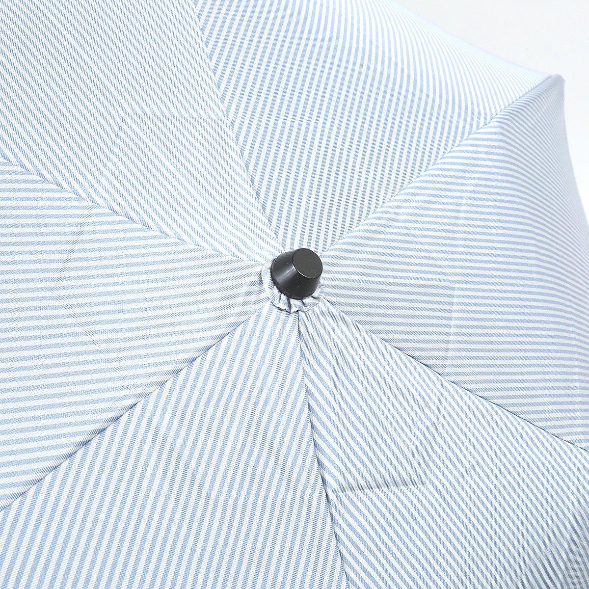 キャンディーストライプ オールシーズン 折りたたみ 日傘 詳細画像8