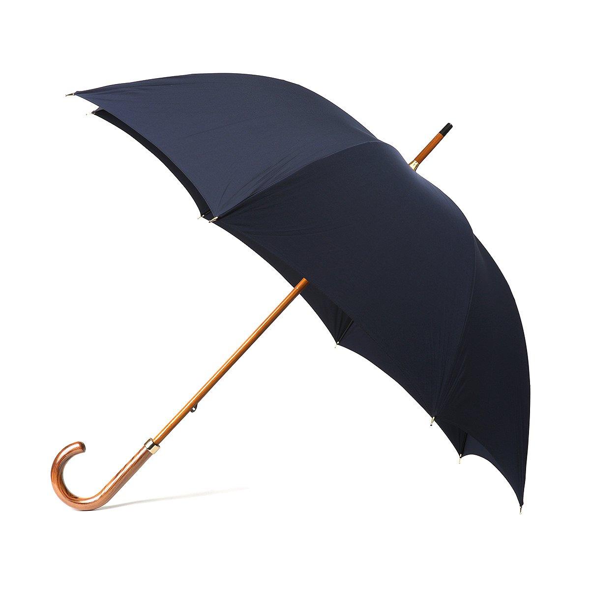 【公式限定】強力撥水 レインドロップ レクタス 木棒 フラッシーノ 長傘 詳細画像9