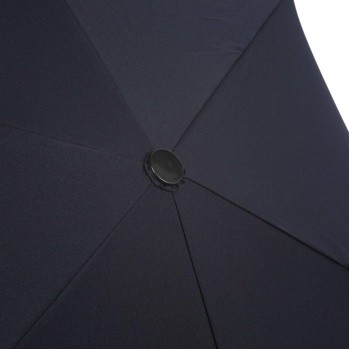 自動開閉 耐風骨 ミノテック オールシーズン 折りたたみ傘 詳細画像5