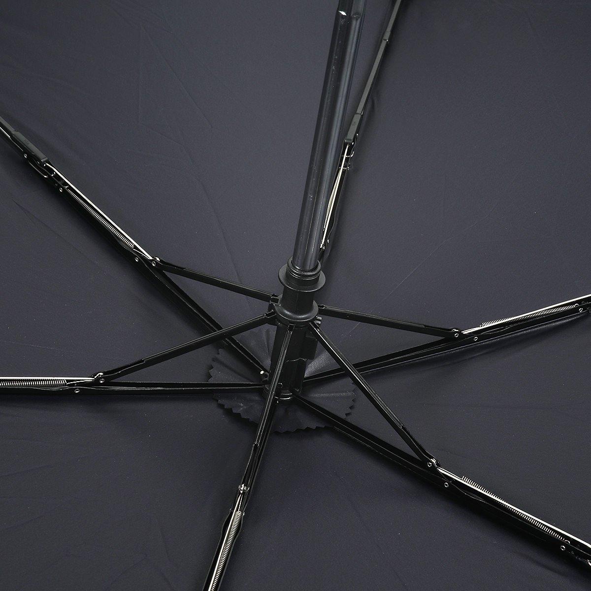 自動開閉 耐風骨 ミノテック オールシーズン 折りたたみ傘 詳細画像6