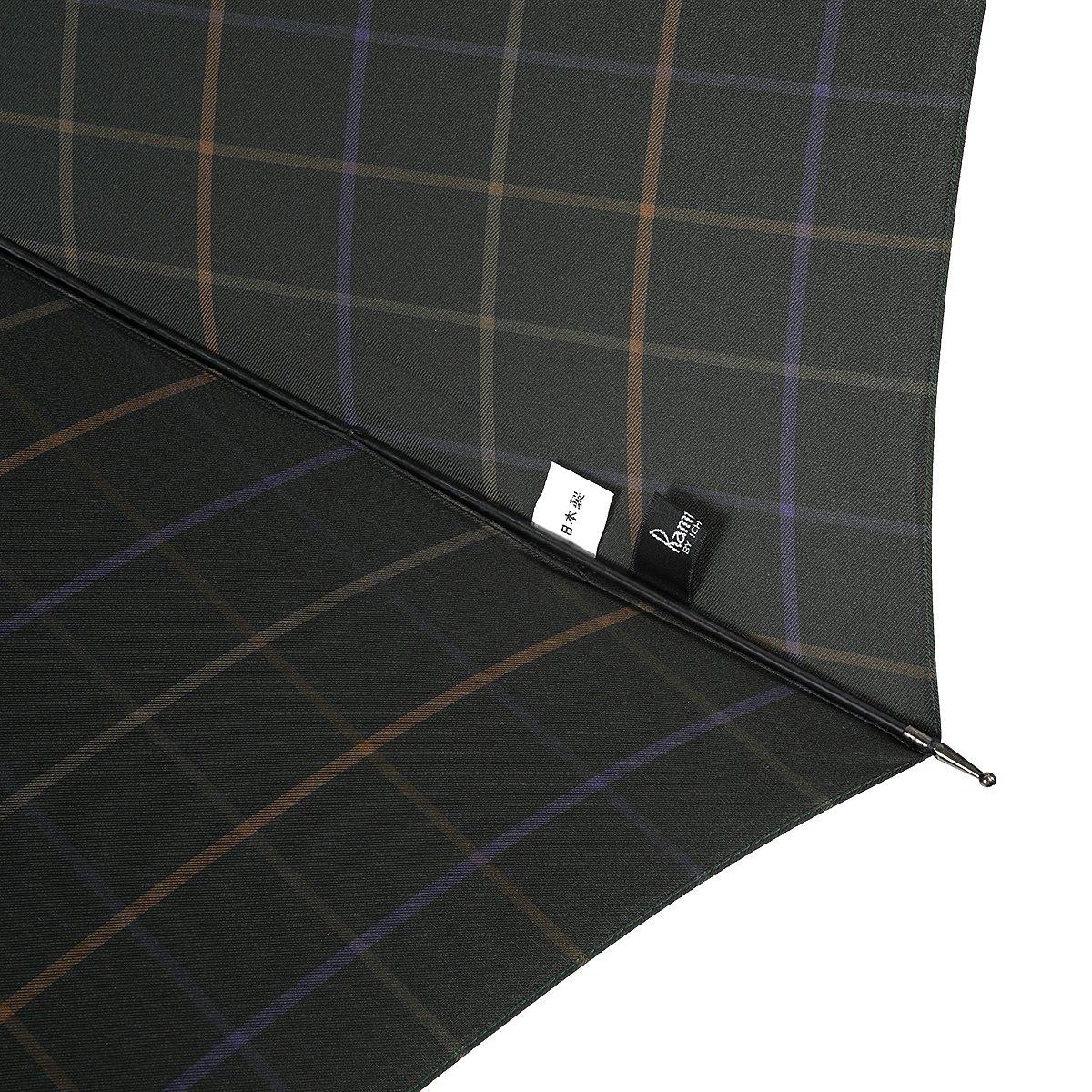 【セール】3カラー ウィンド ペン 長傘 詳細画像8