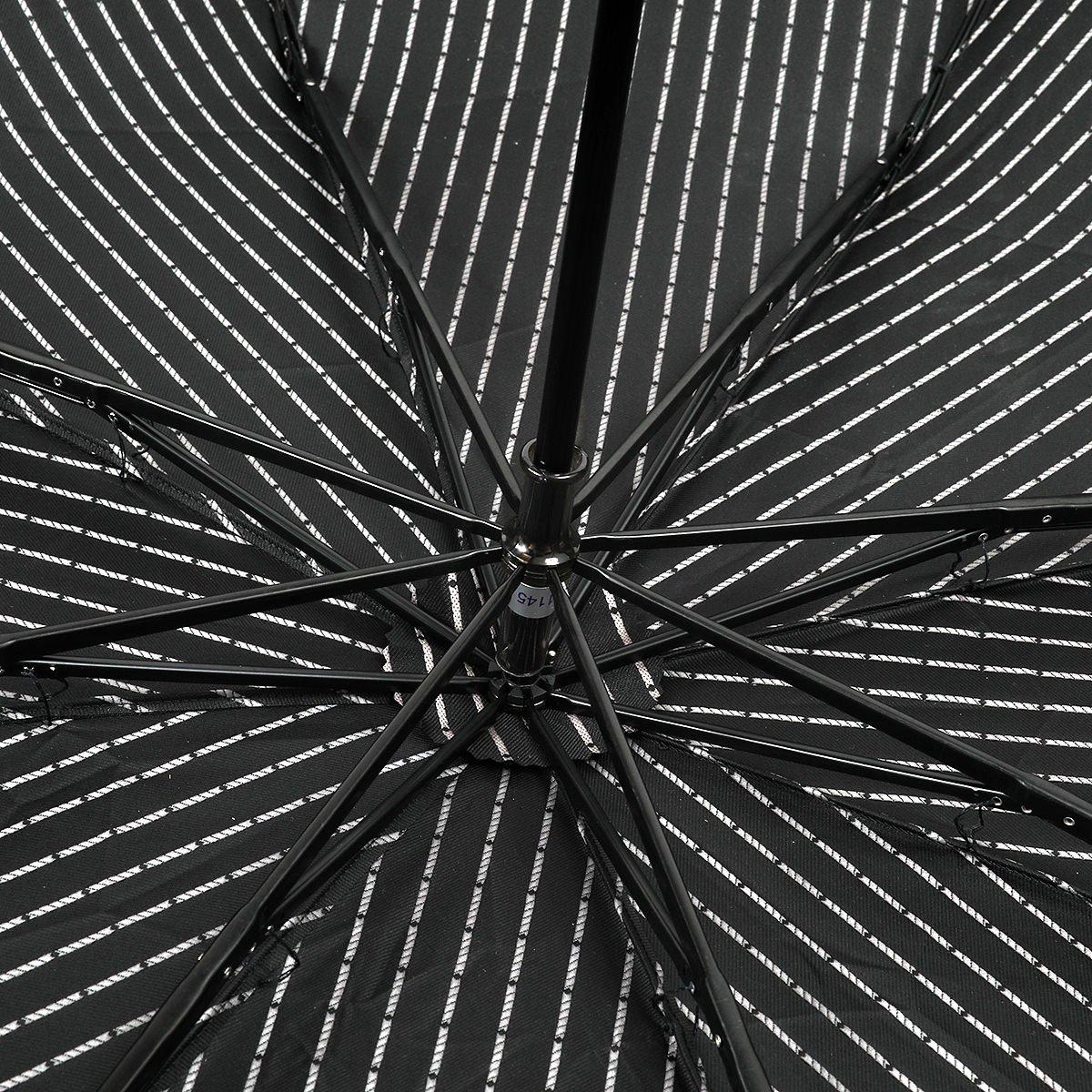 【セール】ドット ジャカード 折りたたみ傘 詳細画像6
