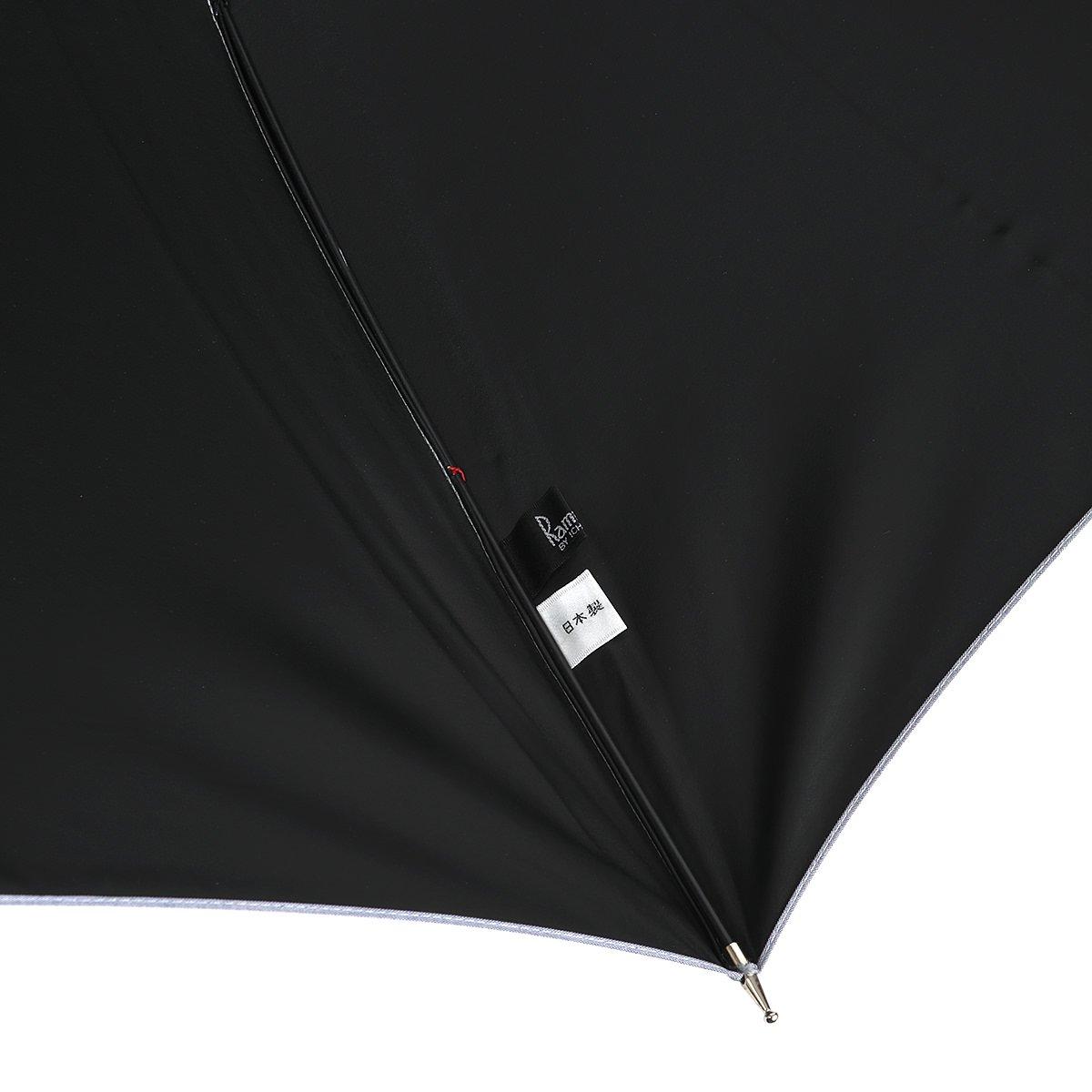 【一級遮光】シャンブレー オールシーズン 長傘 詳細画像7