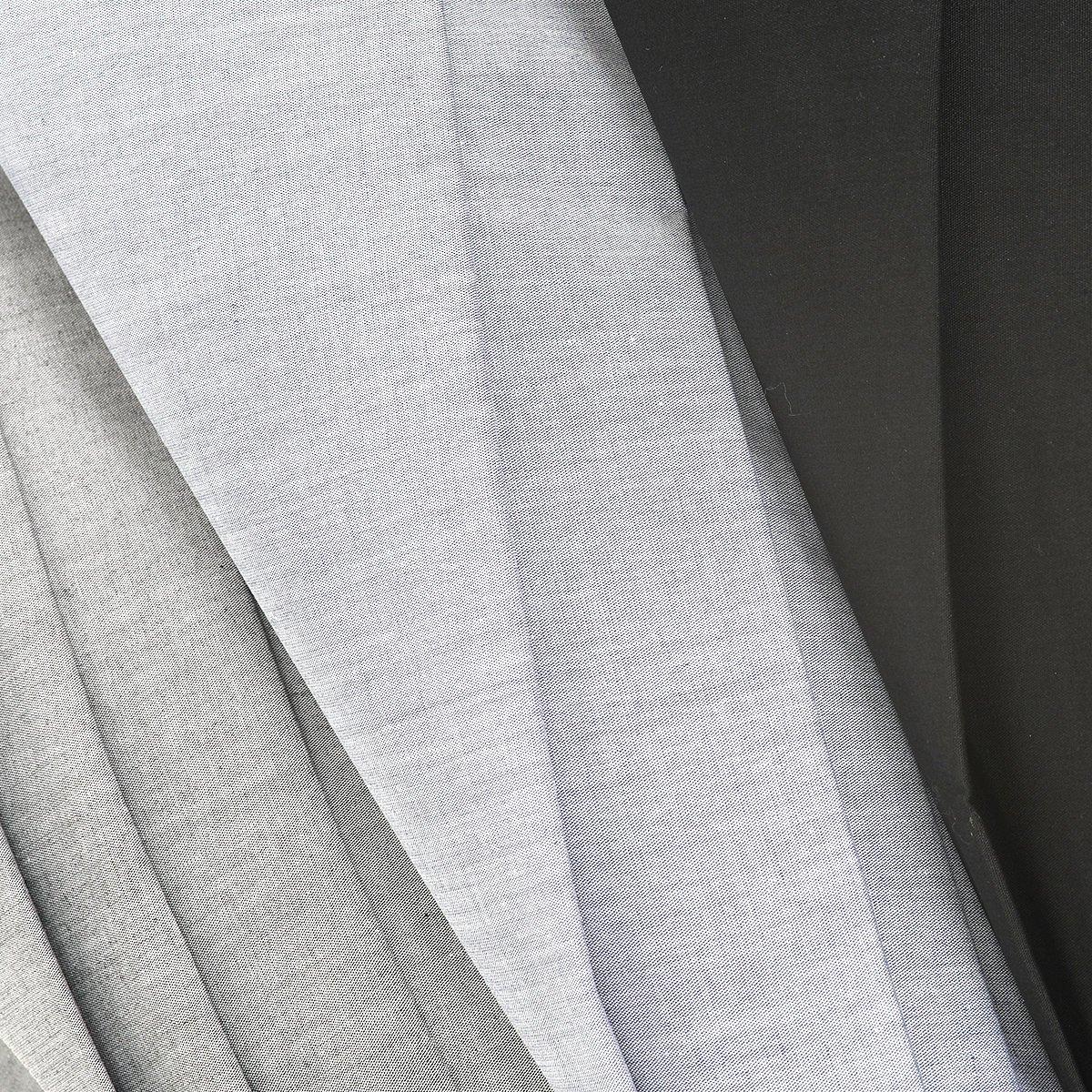 【一級遮光】シャンブレー オールシーズン 長傘 詳細画像8