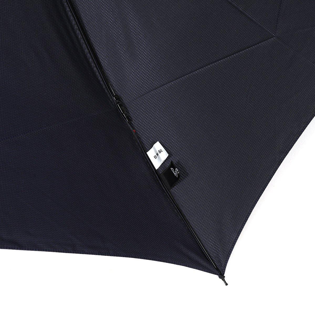 【セール】ミニ フラット ジャガード トビー 折りたたみ傘 詳細画像8