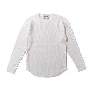 Waffle Shirt WHITE