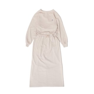 Punch dress IVORY