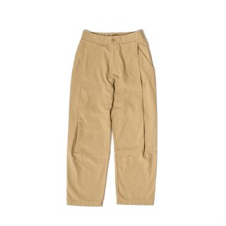 Dump wide pants BEIGE