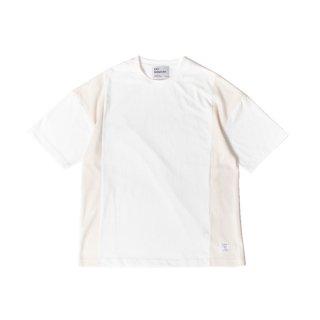 Military waffle T-shirts WHITE