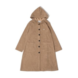 <img class='new_mark_img1' src='https://img.shop-pro.jp/img/new/icons1.gif' style='border:none;display:inline;margin:0px;padding:0px;width:auto;' />Corduroy long coat BEIGE