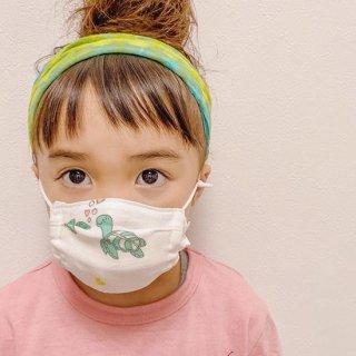子ども用マスク/KIDS MASK(2枚入り)