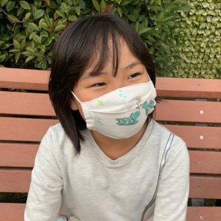 子ども用マスク/KIDS MASK<Lサイズ>(2枚入り)