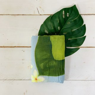 Monstera Memories Photo (おくるみ)<img class='new_mark_img2' src='https://img.shop-pro.jp/img/new/icons14.gif' style='border:none;display:inline;margin:0px;padding:0px;width:auto;' />