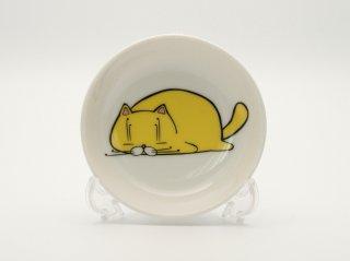 昼寝猫小皿  HY-03N