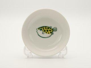 ふぐ小皿  HY-03FG
