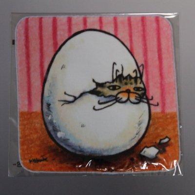 ハンドタオル【キジ卵】 029-kijiegg