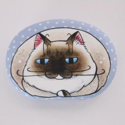 ≪アウトレット品≫ 猫ケース【ダルオ】 小物入れ