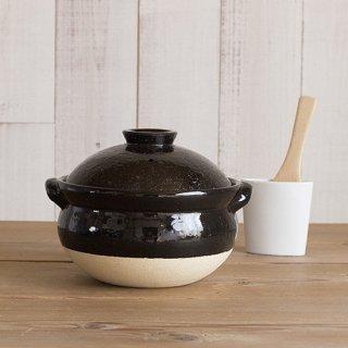 古伊賀ご飯鍋(4合炊き)