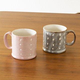 シード/マグカップ(ピンク/グレー)