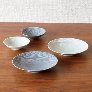 さざなみ深皿/取り鉢の2組セット