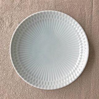 SAZANAMI -さざなみ- 16皿(ブルーホワイト)