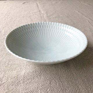 SAZANAMI -さざなみ- 13取り皿(ブルーホワイト)