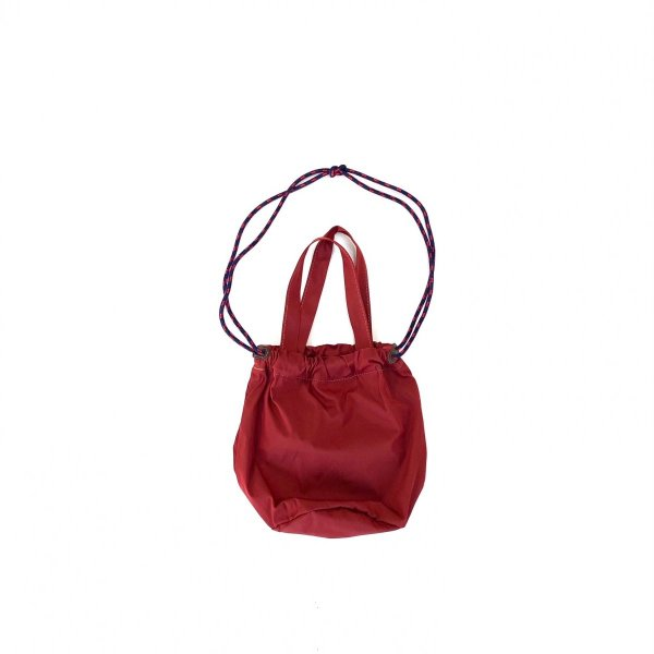 <img class='new_mark_img1' src='https://img.shop-pro.jp/img/new/icons6.gif' style='border:none;display:inline;margin:0px;padding:0px;width:auto;' />Double face twill purse bag S