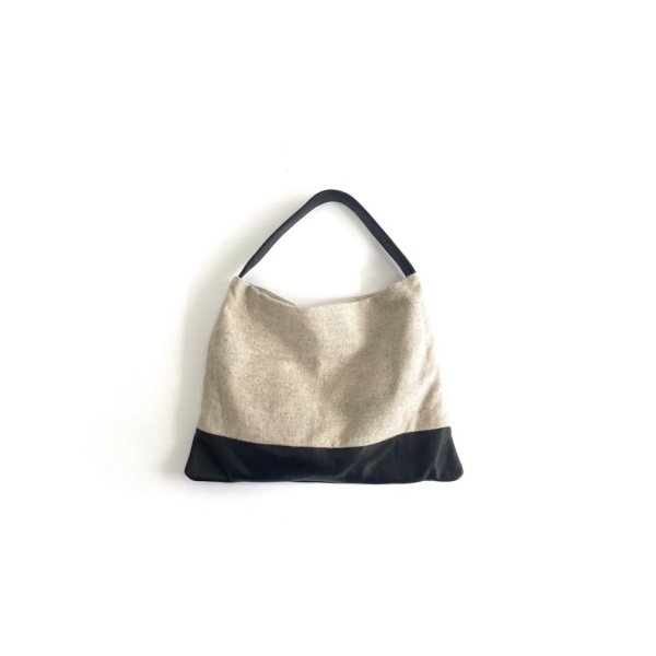 <img class='new_mark_img1' src='https://img.shop-pro.jp/img/new/icons6.gif' style='border:none;display:inline;margin:0px;padding:0px;width:auto;' />linen & soft one shoulder bag S
