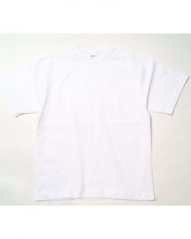 【CAMBER キャンバー】Unisex Heavyweight 8oz Short sleeve T-shirt Made in the USA WHITE