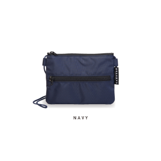 TRAVEL POUCH NAVY【ご予約者様限定】