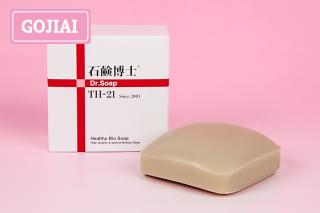 【石鹸博士】<br>100gミネラル&酵素入り固形石鹸