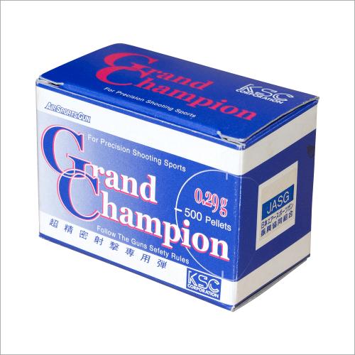 グランドチャンピオン 0.29g弾(500発入り)